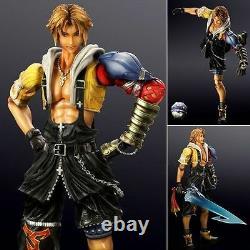 Final Fantasy X Tidus Play Arts Kai Official Merchandise Rare Brand Nouveau