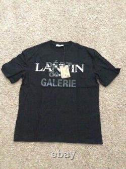 Galerie Dept Chemise Lanvin Peint Manches Courtes Tee Sz M