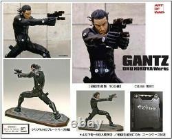 Gantz Katou Masaru 2012 Ver. 1/5 Anime Figure Art Of War Limited 100. Très Rare