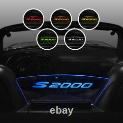 Honda S2000 Coupe-vent Déflecteur Accessoires Pare-brise Graphiques Allumés Rare