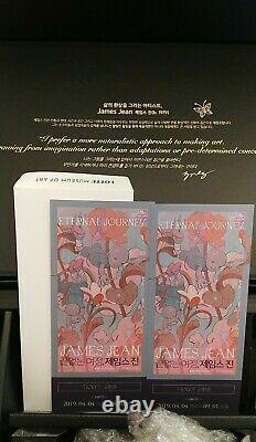 James Jean Aurelians Mug Rare Eternal Journey Korea Exclusive Ltd Ed Flambant Neuf