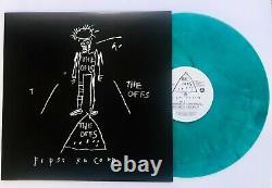 Jean Michel Basquiat Art Cover The Offs Vert Émeraude Vinyl Lp Très Rare