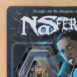 Jouets De Piège Nas Nasferatu Bootleg Peints À La Main Art Urbain Résine Rap Jouet Figure Rare