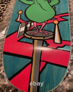 Kris Markovich Skateboard Deck Primewood Rééditer 101 Blind Rare Limited Blue