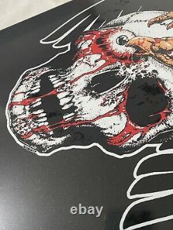 Marque-x Rare Ripstick 80s Skateboard Kryptonics Powell Santa Cruz Dogtown