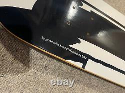 Mhi Maharishi Krooked Mark Gonzales Art Skateboard Skate Deck 2006 Rare