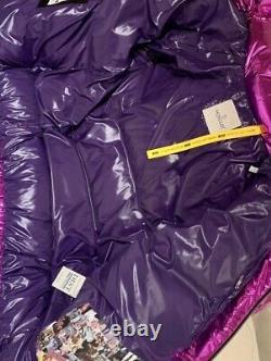 Moncler X Palm Angels Tim Rare Puffer Manteau Veste Taille 1