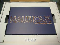 Nausicaa DVD Japan Box 2dvd+céramique Figure+ohmu Modèle+art Encadré Rare Oop Nouveau