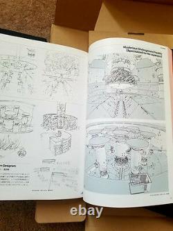 Néon Genesis Evangelion Art Collective & Chronologie / Histoire Extrêmement Rare