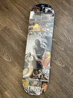 Nouvelle Fa 8.25 Baise Impressionnant Dylan Rieder Deck Skateboard Hockey Suprême Rare Nos