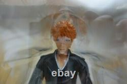 Play Arts Kai Bleach Ichigo Figure New Rare 100% Real Version