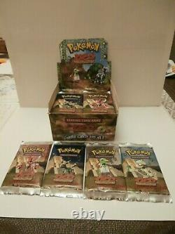 Pokemon- Neo Discovery Booster Pack Umbreon Artwork Factory Scellé