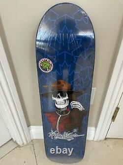 Powell Peralta Kevin Harris Réédition Skateboard Deck Nos Rare Santa Cruz Sims