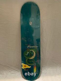 Première Balle De Dragon Z Skateboard (rare) Shane Oneills Dernier Modèle Pro