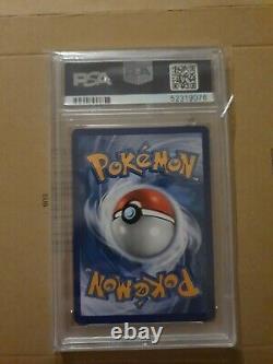 Psa 10 Charizard Vmax Rainbow Rare 074/073 Carte Pokemon Full Art