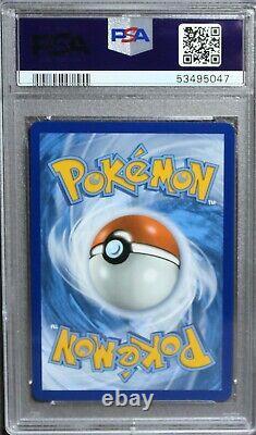 Psa 10 Gem Mint Pokemon VIVID Voltage Full Art Rare Trainer Leon 182/185 Anglais