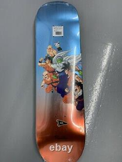 Rare Heroes Primitive Dragon Ball Z Skateboard Deck Exclusif