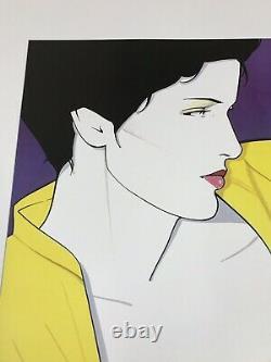 Rare, Plus Imprimé Jamais De Nouveaux Playboys Patrick Nagel Collection Lithographie