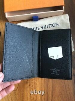 Rare Sold Out Louis Vuitton X Nigo Pocket Organizer Wallet T.n.-o.