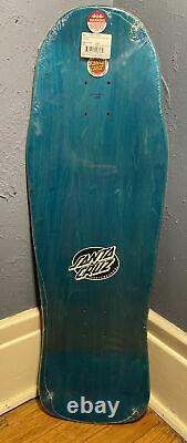 Santa Cruz Skateboard Deck Eric Winkowski Primeval Rare Limited Run