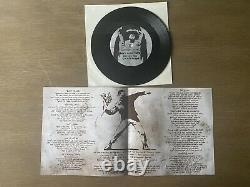 Super Rare 2007 Banksy Vinyl Record Album Art Sl-27 7 Limité À 510 Exemplaires