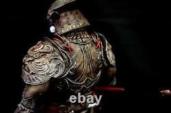 Tekken Yoshimitsu 16 Art Statue 30 CM 100% Authentique Rare