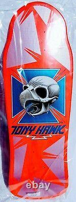 Tony Hawk Bouteille Nez Pleine Taille (rare) Hot Pink Deck! (réédition) Nouveau