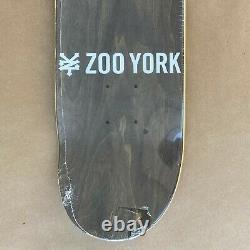 Zoo York Chaz Bojorquez Lettres First Skateboard Limited Graffiti Art Deck Rare